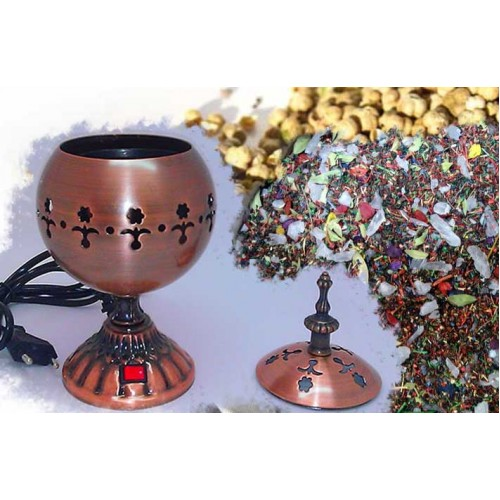اسپند دود کن و عود دود کن incense burner
